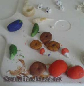Овощи для оберега