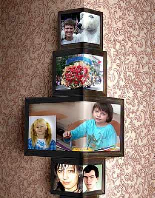 Углы с фотографиями