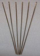Иглы для вышивания бисером