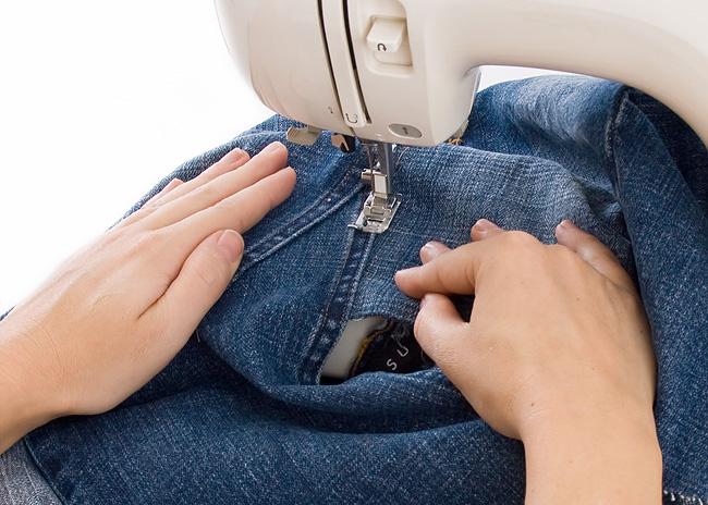 Что можно сшить из джинсы своими руками