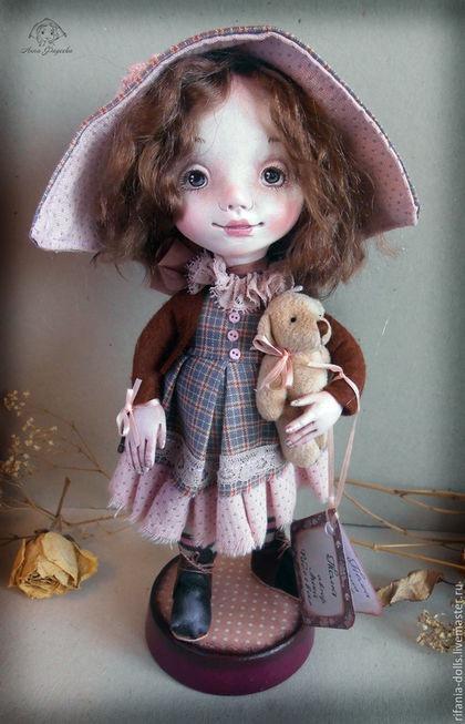 Кукла лепим