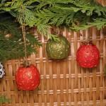 Колокольчики на новогоднюю ёлку мастер-класс