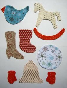 Как сшить ёлочку из ткани своими руками
