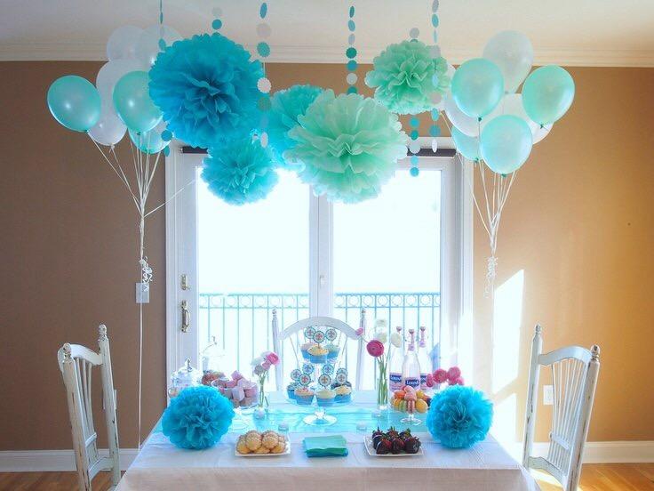 Детский праздник украшаем дом своими руками