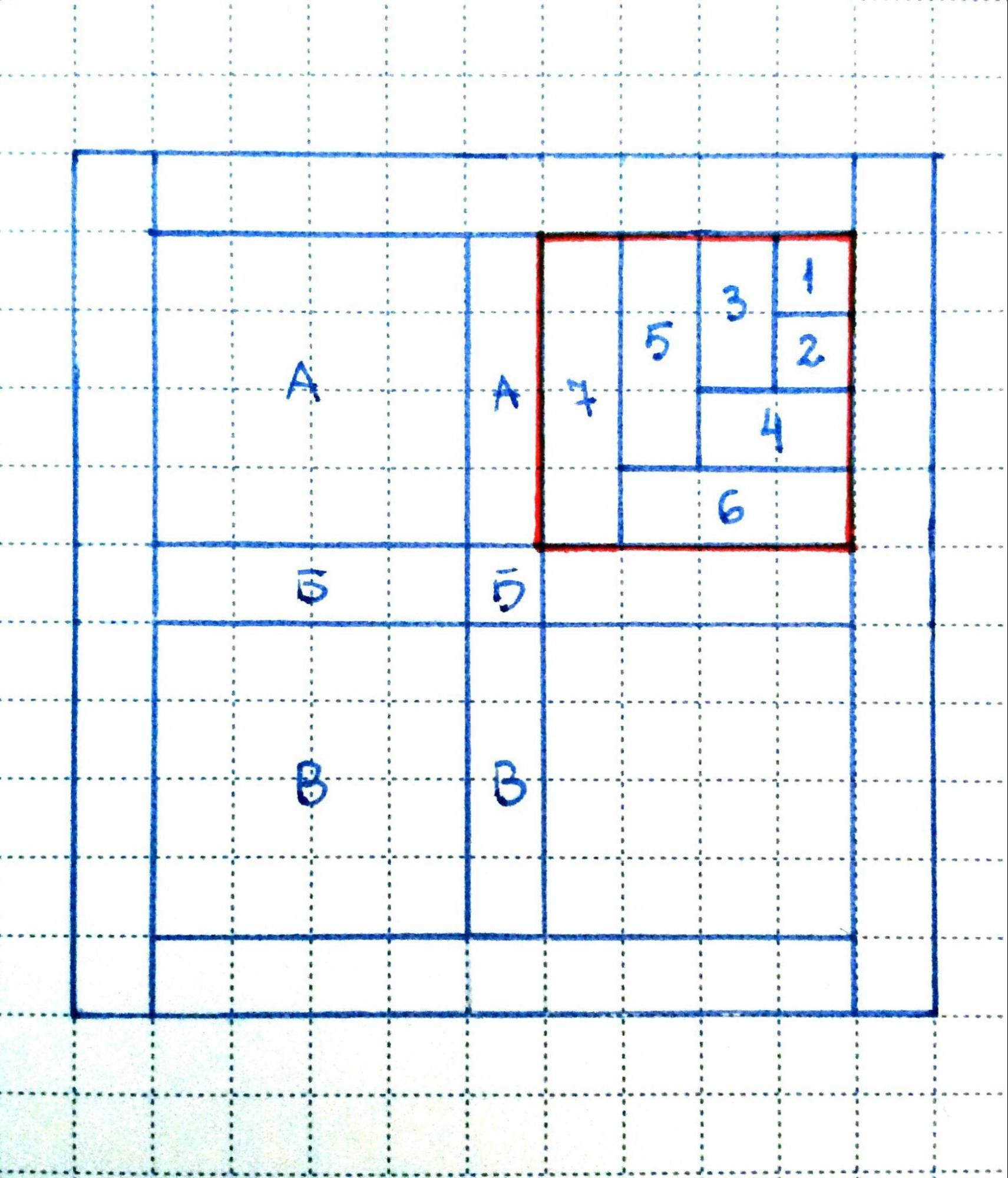 пэчворк кленовый лист схема