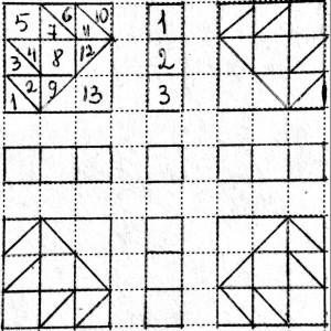 Блоки и схемы к ним