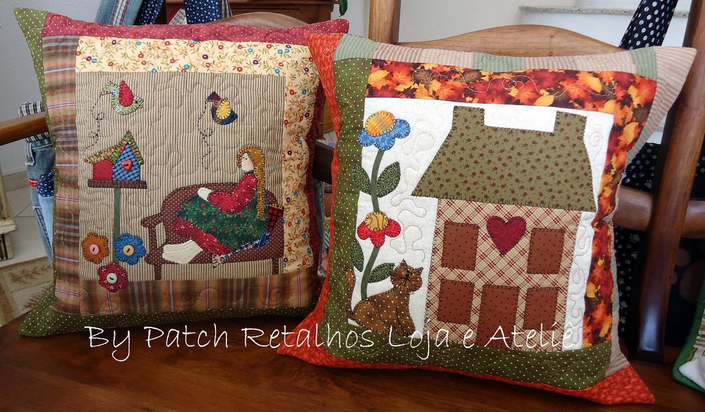 Пэчворк подушки животные для детей пошагово идеи