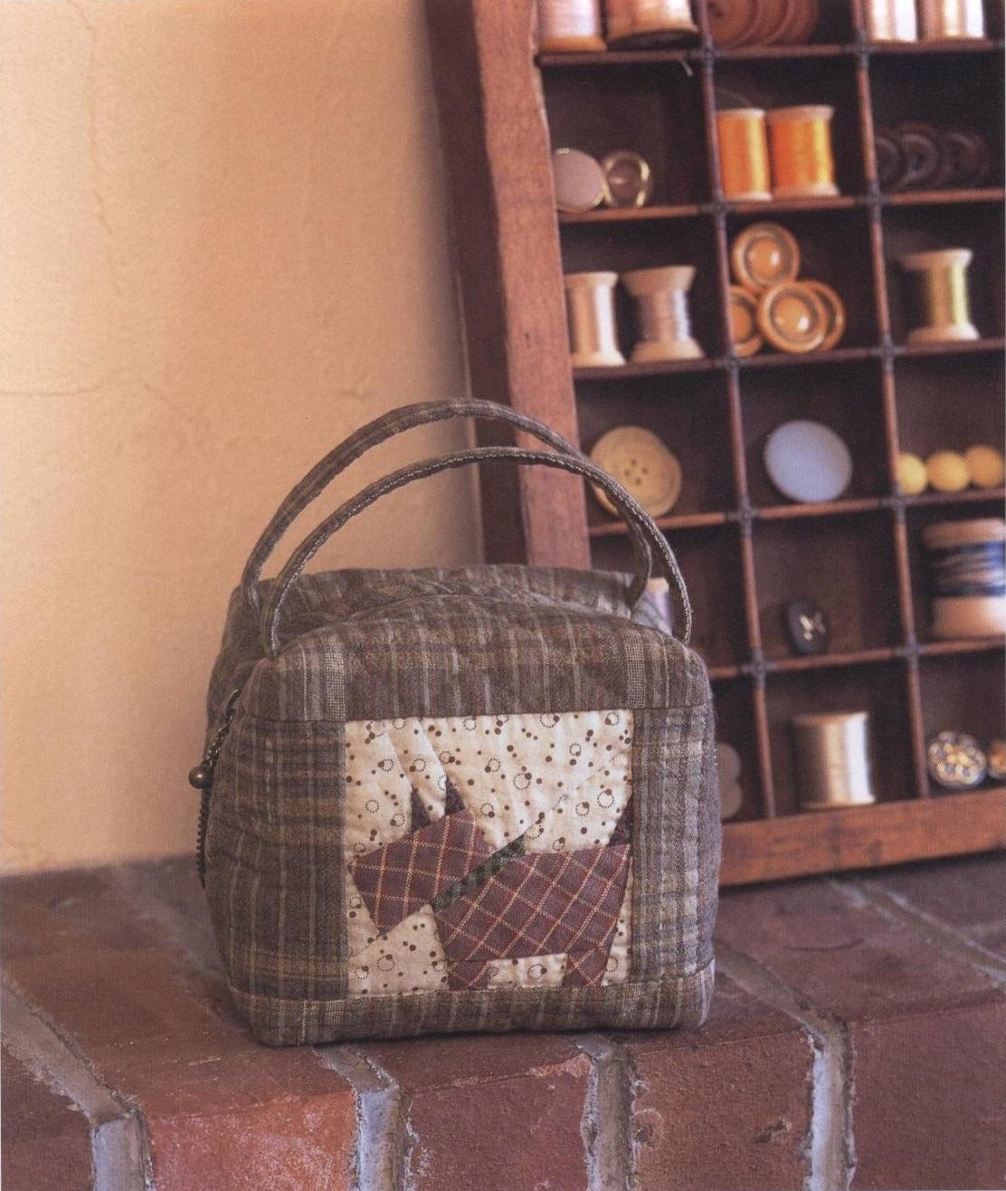 Модные сумки своими руками с выкройками