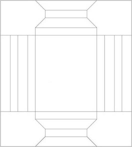 Рамка из бумаги своими руками шаблон