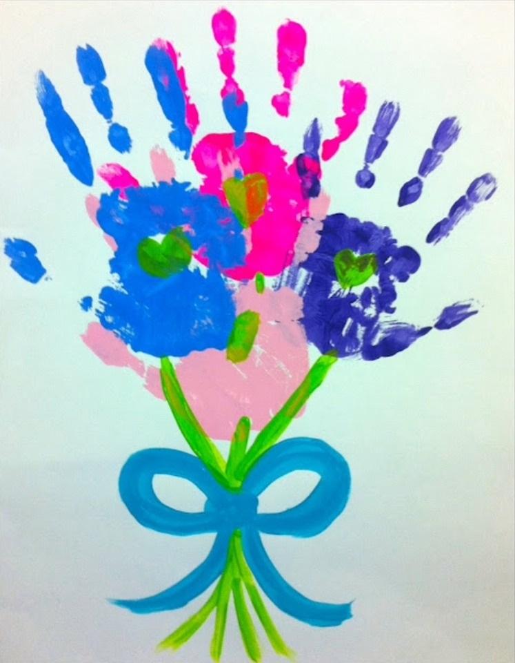 Открытка 8 марта своими руками нарисованные