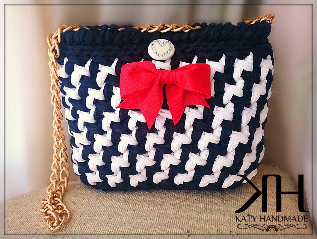 схема вязания сумки-торбы