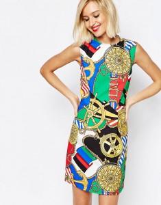 Как кроить и шить платье-футляр