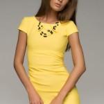 Кроим и шьём летнее платье-футляр