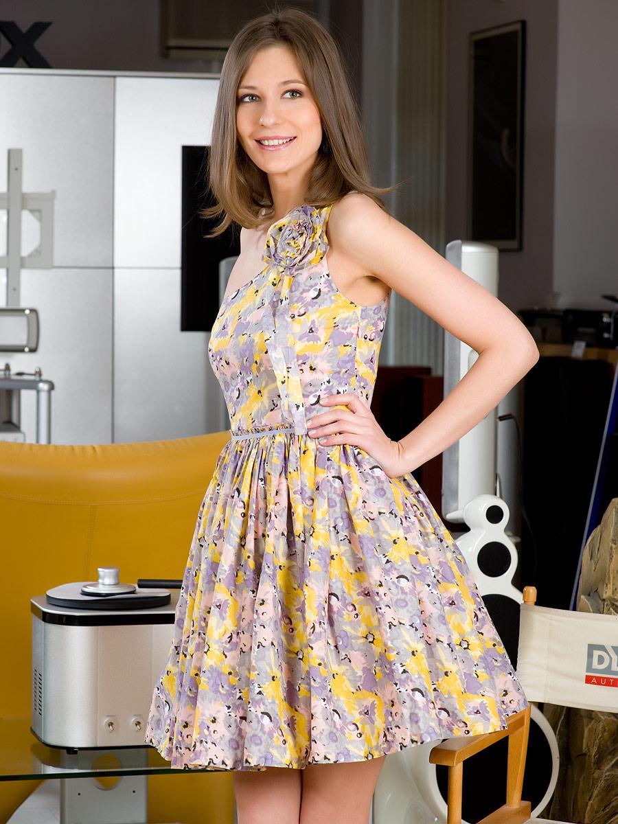 Платье из шитья фото своими руками
