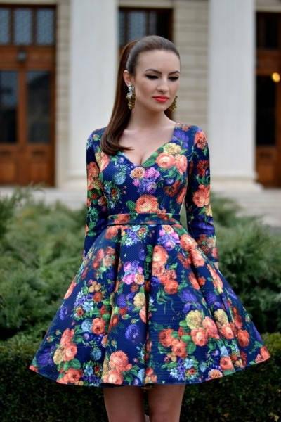 Как сшить платье для лета своими рука