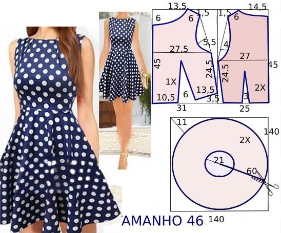 Фото платьев на лето 48 размера