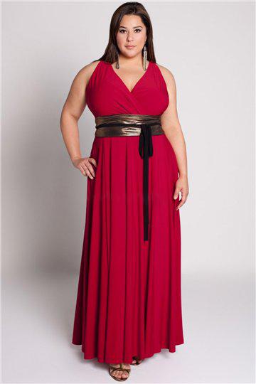 Сшить женское длинное праздничное платье своими руками
