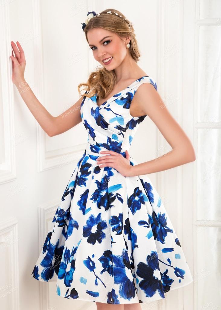 1e5a6bd37e4f0f2 Шьём платье на лето своими руками с выкройками
