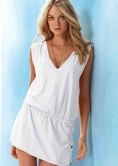 Пляжное платье выкройка