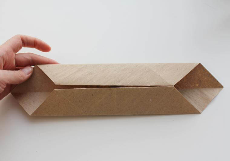 Коробочка для кусудамы мастер-класс
