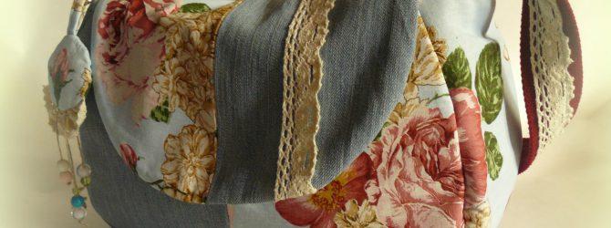 Текстильные сумочки с наполнителем из холофайбера
