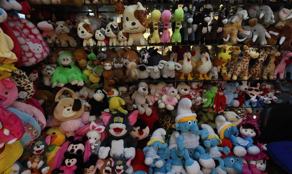 Разновидности игрушек