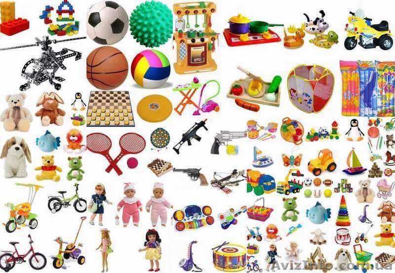 Как можно сделать детские игрушки?
