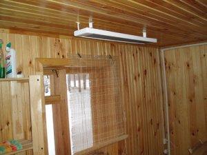Инфракрасных обогреватели для дома и дачи