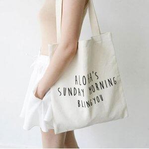 Промо-сумки из ткани: особенности и достоинства использования