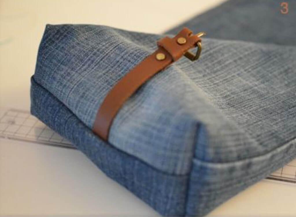 Простая и практичная сумочка - мастер-класс