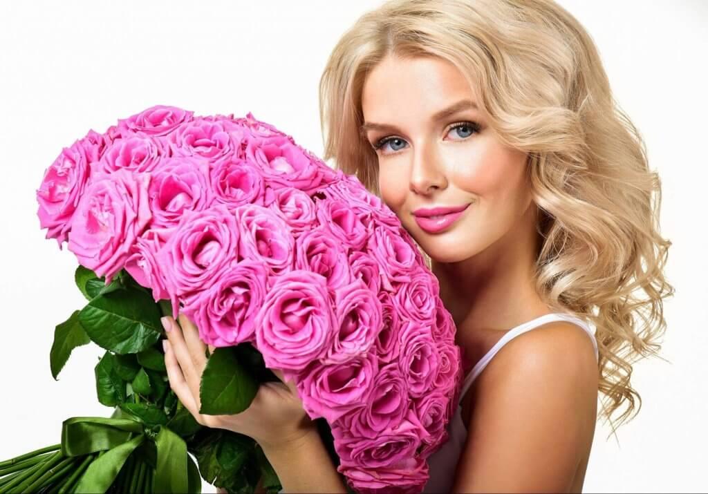 Какие цветы любят девушки