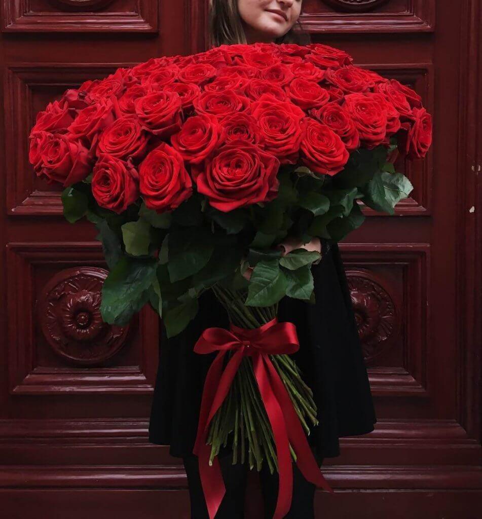 Чтобы розы дольше простояли