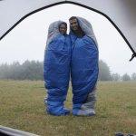 Палатка или спальный мешок — что выбрать?