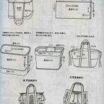 Выкройки сумок шопперов