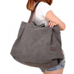Сшить удобную сумку шоппер - выкройки прилагаются