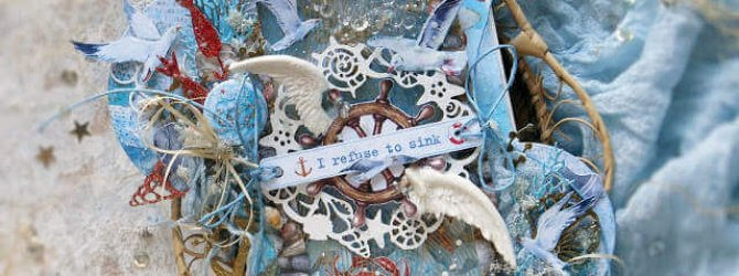 «Душевная» открытка своими руками