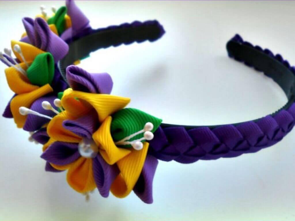 Красивые цветы сделаные своими руками, фотографии, фнструкции