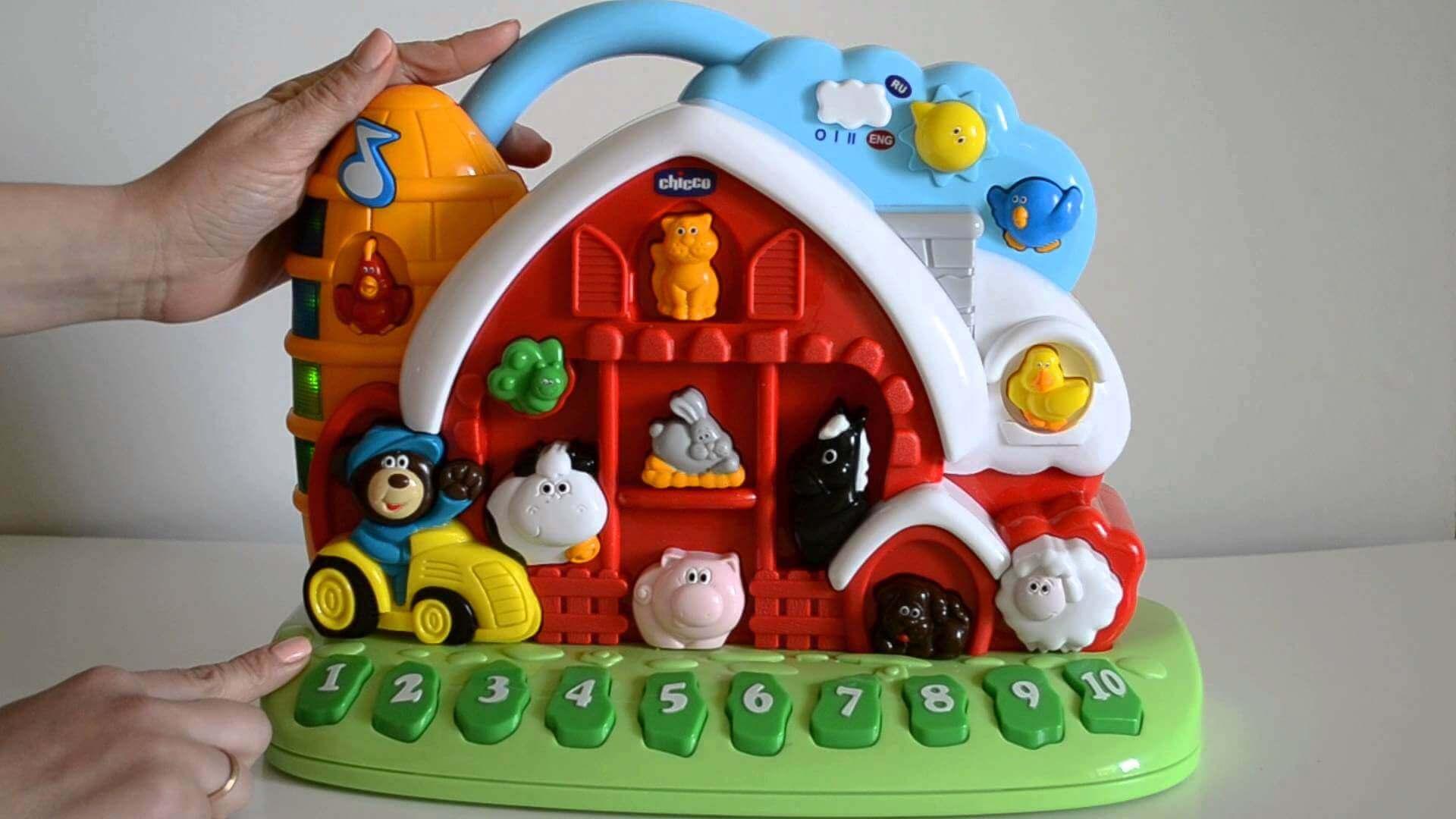 Развивающая игрушка: какая лучше?