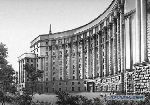 Советское архитектурное наследие Киева