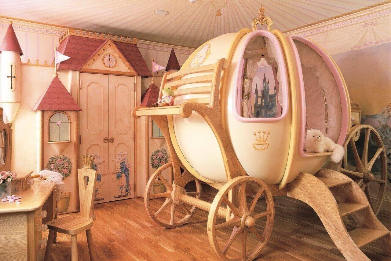 Взрослым на заметку: какая мебель необходима для детской комнаты