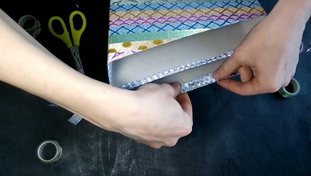 Органайзер для спиц из коробки