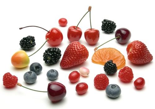 Как делать муляжи ягод своими руками