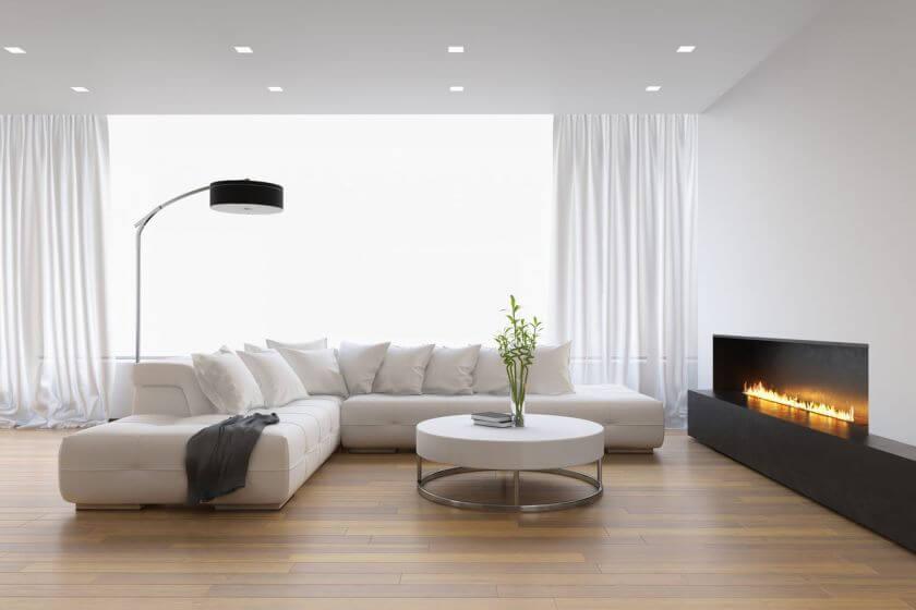 Преимущества подвесных потолков