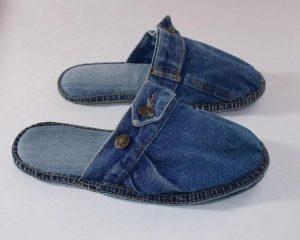 Что можно сделать из старых джинс - идеи