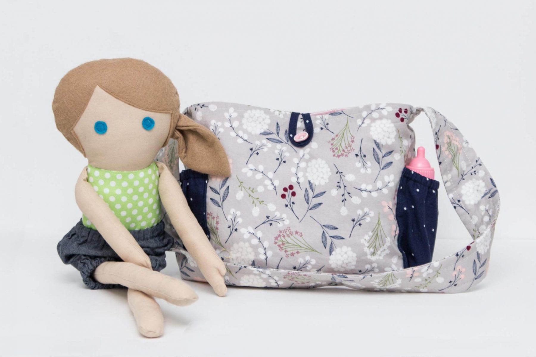 5e8f614ce0b5 Модная сумочка для девочки - мастер-классы и супер-выкройки!