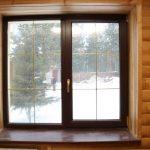 Что можно отнести к основным плюсам современных деревянных окон