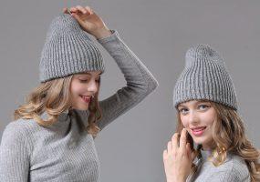 Двухсторонняя шапка бини спицами - лучшие мастер-классы для вас