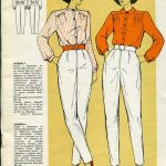 Выкройка шикарной блузки - как просто сшить своими руками!
