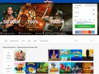 Знакомство с онлайн-казино вулкан вегас