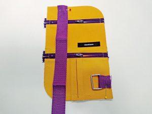 Выкройка сумки на пояс - все умрут от зависти!